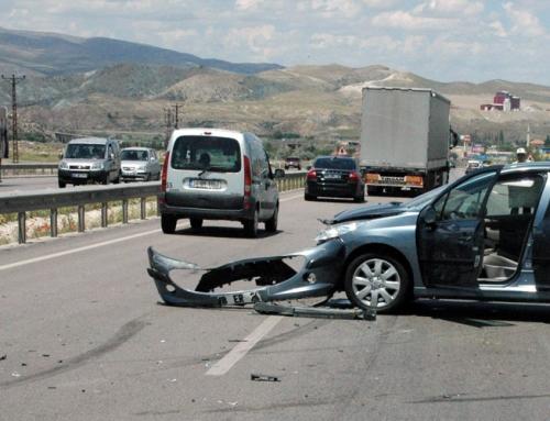 Trafik Kazalarında Polis Yönetimi Sürücü Davranışları