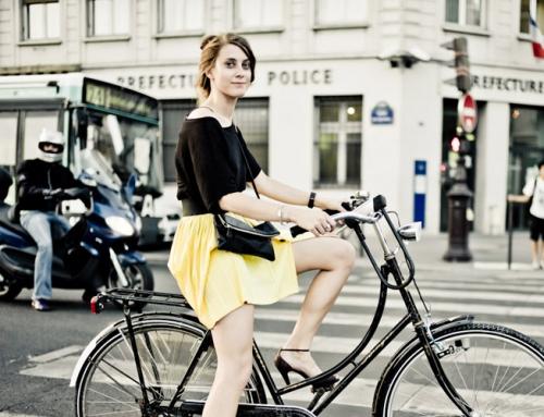 Fransa'da bisikletiyle işe gidene vergi indirimi
