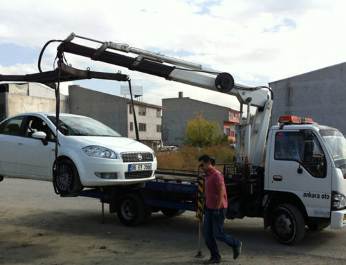 Ankara Araç Çekilen Otopark Adresleri