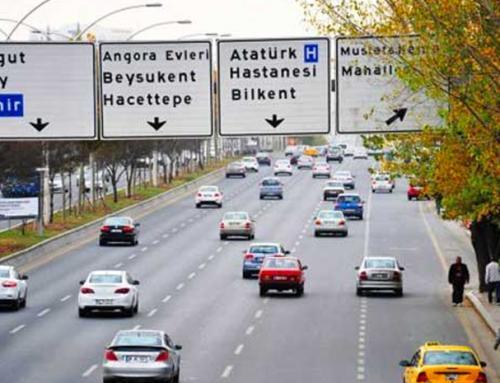 Ankara Trafik Durumu Canlı Yandex Trafik