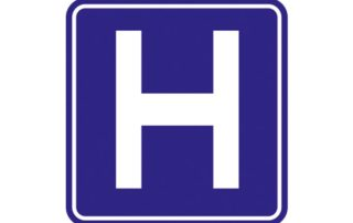 Hastane Levhası B-15